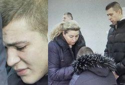 Žiauriai sužalotos paauglės advokatas: esame sukrėsti dėl tokios įvykių eigos teisme