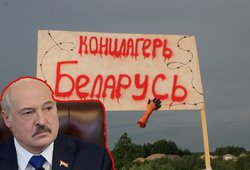 """Lukašenka kreipėsi į lietuvius: kitaip grasina, kad """"bus kaip prieš 80 metų"""""""