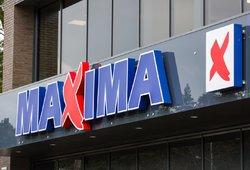 """""""Maxima"""" skelbia parduotuvių sąrašą, kur pirkėjai bus įleidžiami tik su galimybių pasu"""