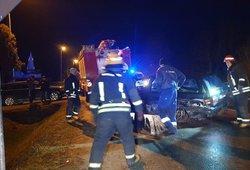 Neramus penktadienio vakaras: pasipylė avarijos, prireikė skubios medikų pagalbos