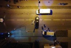 Tragedija Šalčininkų rajone – žuvo jaunas motociklininkas