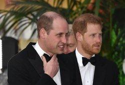 Atskleidė, ką princas Haris pasakė broliui po laidotuvių: to būtų norėjęs senelis