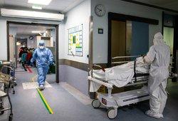 Sveikatos apsaugos ministerija skelbia nuo Covid-19 dažniausiai mirusių žmonių vardus