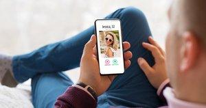 Pažinčių programėlė  (nuotr. Shutterstock.com)