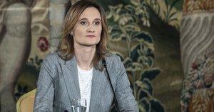Viktorija Čmilytė-Nielsen (Paulius Peleckis/Fotobankas)