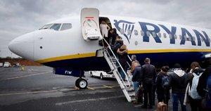 """Skrydžių įmonė """"Ryanair"""" (nuotr. SCANPIX)"""