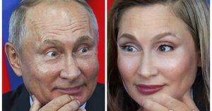 Faceapp pakeista Rusijos prezidento V. Putino nuotrauka (nuotr. SCANPIX) tv3.lt fotomontažas