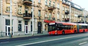 Viešasis Vilniaus transportas (nuotr. vilniustransport.lt)