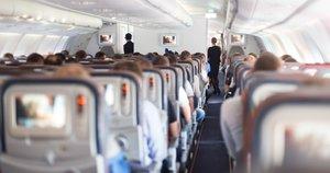 Lėktuvas (nuotr. 123rf.com)