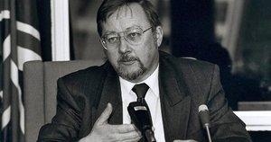 Vytautas Landsbergis (Europos Parlamento nuotr.)