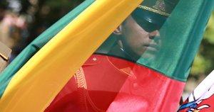 Lietuvos vėliava (Fotobankas)