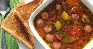 Šiupininė sriuba (nuotr. Jurgittos receptai)