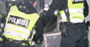 Policija (nuotr. stop kadras)