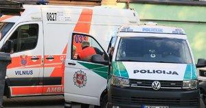 Vilniuje iš 6 a. iškrito ir žuvo vaikas (nuotr. Broniaus Jablonsko)