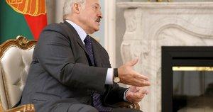 Aleksandras Lukašenka (nuotr. SCANPIX)