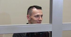 Dovydas Kriaučiūnas (nuotr. stop kadras)
