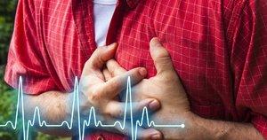 Miokardo infarktas (nuotr. 123rf.com)