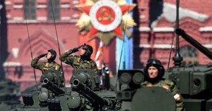 Rusijos kariuomenė (nuotr. SCANPIX)