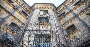 Lukiškių kalėjimas (Justino Auškėlio/Fotodiena.lt nuotr.)