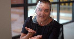 Austėja Landsbergienė (nuotr. stop kadras)