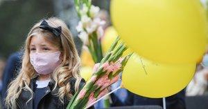 Rugsėjo 1-osios šventė Lietuvoje  (Fotodiena/ Viltė Domkutė)