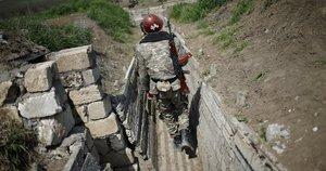 Kalnų Karabachas (nuotr. SCANPIX)