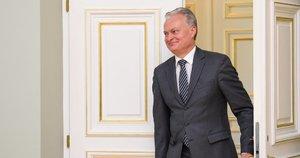 Prezidentas (nuotr. Fotodiena/Matas Baranauskas)