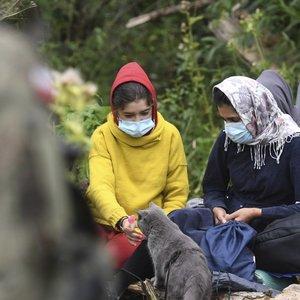 Migrantai perkeliami į Ruklą: jų laukia kitoks gyvenimas – patys pirks ir gamins maistą