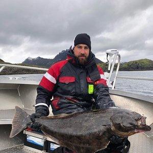 Jono Valančiūno laimikiai Šiaurės Norvegijoje