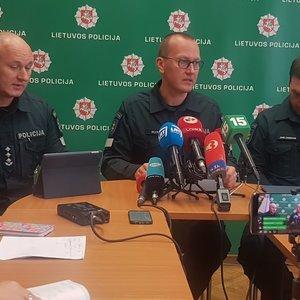 Pateikė daugiau detalių apie Kauno policiją krečiantį skandalą