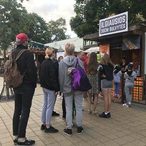 Dėl šių bulvyčių žmonės Palangoje stovi ilgiausioje eilėje