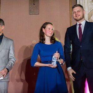 """Pirmą kartą paralimpinio sporto apdovanojimai – su """"Parateam Lietuva"""" vėliava"""
