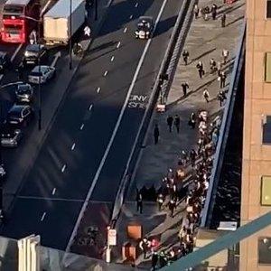 Londone per teroro ataką subadyti penki žmonės, du jų mirė