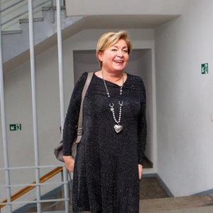 Neblaivi vairavusi Edita Mildažytė imsis spręsti savo problemas ir darbo vietos nepraras