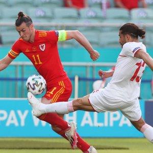 Euro 2020: antrajame A grupės mače nugalėtojas nepaaiškėjo – Velsas ir Šveicarija sužaidė lygiosiomis