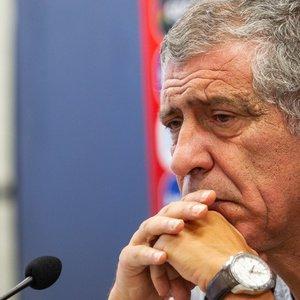 Portugalų treneris po Ronaldo pasakos: gerai, kad yra antra rungtynių pusė