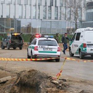 Vilniuje rasta aviacinė bomba nukenksminta