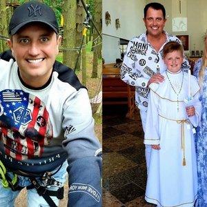 Retai interviu dalijantis Cicinas – apie šeimą ir vaikystę su mama: sūnų stengiasi auginti kitaip