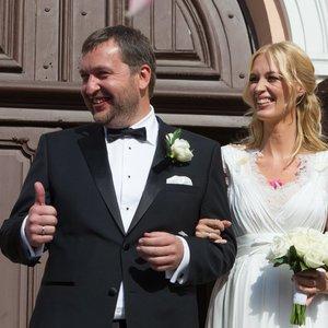 Antanas Guoga skiriasi su žmona: santuokoje išbuvo beveik 7 metus