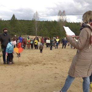 Gyventojai puolė saugoti ypatingos vietos: žemyninę kopą pamilo per karantiną