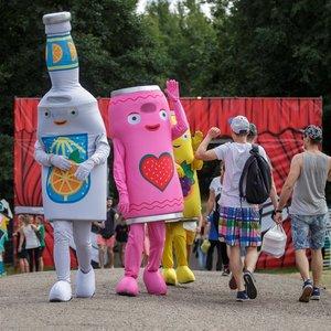 """Karklės festivalyje padidintos policijos pajėgos: jaunuolių """"linksmybės"""" apkarto"""