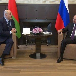 DIENOS PJŪVIS. Ar Putino ir Lukašenkos susitikimas – nuosprendis Baltarusijai?