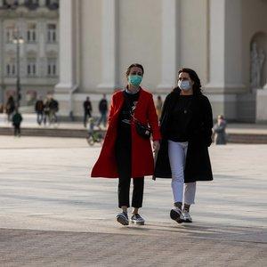 Sinoptikai apie orus: jau trečiadienį kai kur bus 9 laipsniai šilumos