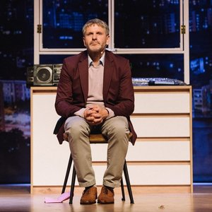 Aktorius Bialobžeskis gimtadienį paminėjo scenoje: aplink mus susikaupę daug įtampos ir nežinomybės