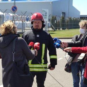 Dalis Klaipėdos gyventojų dar prieš sprogimą gamykloje pasijuto blogai ir išvyko iš miesto