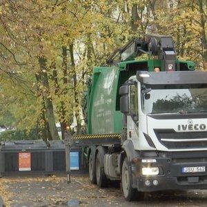 Kaune – karas dėl šiukšlių: prabilta apie neva apgaulingas schemas