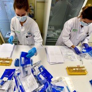 Lietuvoje nustatyta 11 naujų koronaviruso atvejų, pasveiko net 62 žmonės
