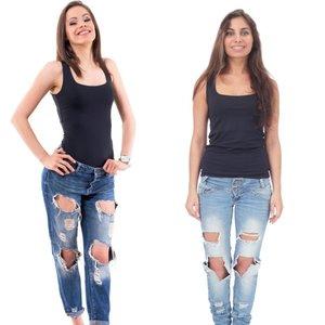 Plėšytų džinsų pasekmės vasarą