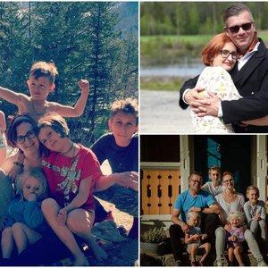 7 vaikus pagimdžiusi lietuvė pamilo buvusį narkomaną: neeilinė meilės istorija griauna stereotipus