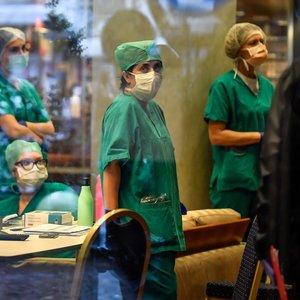 Klaipėdos ligoninėje stabdoma chirurginio skyriaus veikla, nes užsikrėtė ūkvedė